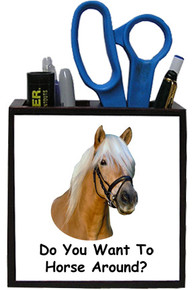 Horse Around: Pencil Holder