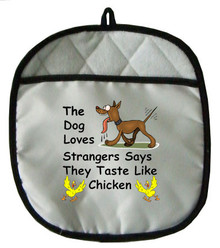 Tastes Like Chicken: Pot Holder