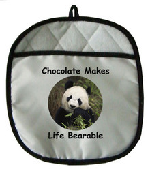 Life Bearable: Pot Holder