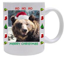 Bear  Christmas Mug