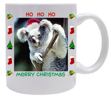 Koala Bear  Christmas Mug