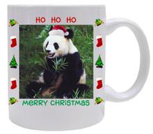 Panda Bear  Christmas Mug