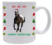 Appaloosa Christmas Mug