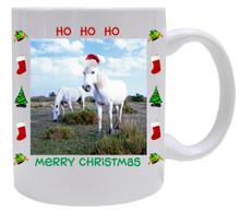 Camargue Christmas Mug