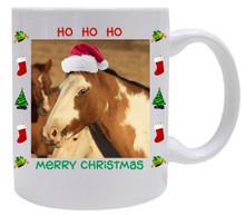Horse Christmas Mug