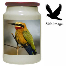 Bee Eater Canister Jar