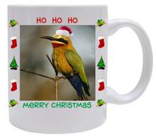 Bee Eater  Christmas Mug