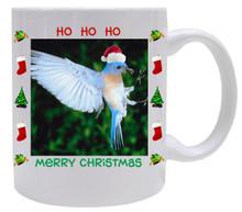 Bluebird  Christmas Mug