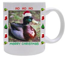 Duck  Christmas Mug