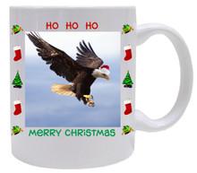 Eagle  Christmas Mug