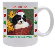 Cavalier King Charles Christmas Mug