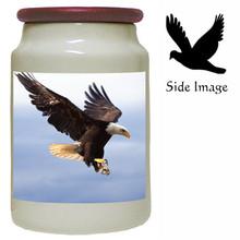Eagle Canister Jar
