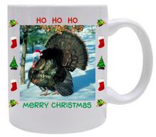 Turkey Christmas Mug