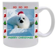 Seal Christmas Mug
