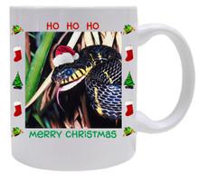 Mangrove Snake Christmas Mug