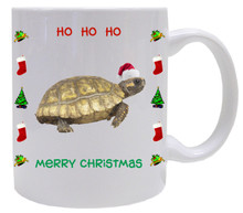 Turtle Christmas Mug