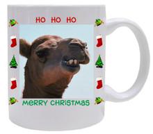 Camel Christmas Mug