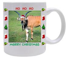 Eland Christmas Mug