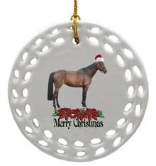 Oldenburg Porcelain Christmas Ornament