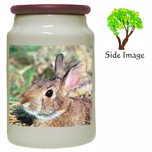 Rabbit Canister Jar