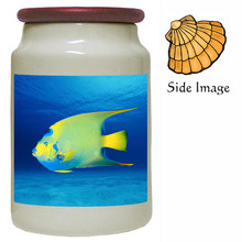 Angelfish Canister Jar