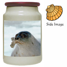 Seal Canister Jar