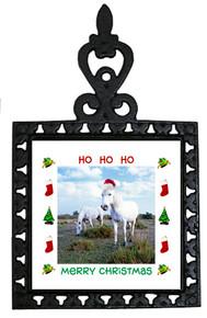Camargue Christmas Trivet