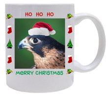 Falcon Christmas Mug