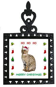 Savannah Christmas Trivet