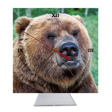 Bear Desk Clock