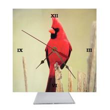 Cardinal Desk Clock