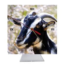 Goat Desk Clock