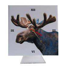 Moose Desk Clock