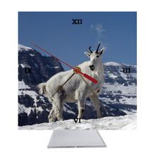 Mountain Goat Desk Clock