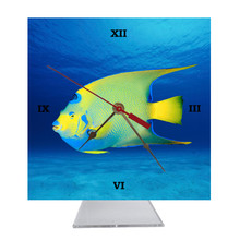 Angelfish Desk Clock