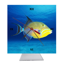 Triggerfish Desk Clock