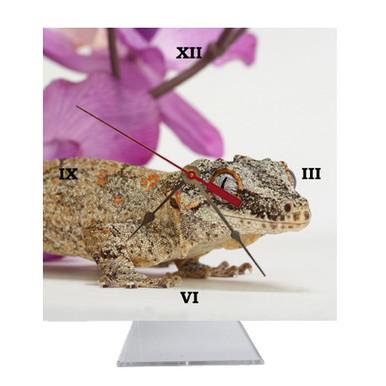 Gecko Desk Clock