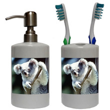 Koala Bear Bathroom Set
