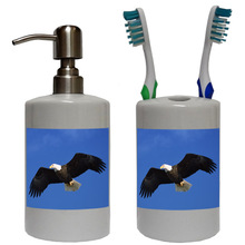 Eagle Bathroom Set