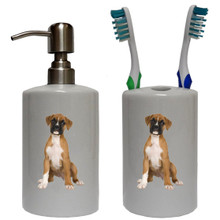 Boxer Bathroom Set