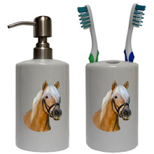 Haflinger Bathroom Set
