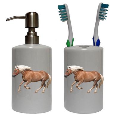 Haflinger Bathroom Set