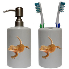 Gecko Bathroom Set