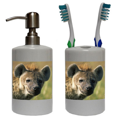 Hyena Bathroom Set