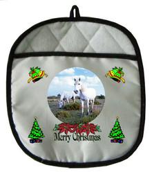 Camargue Christmas Pot Holder