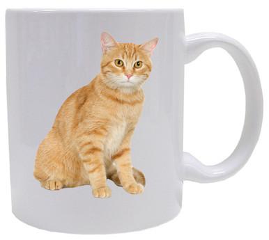 Tabby Cat Coffee Mug