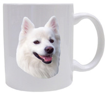 I Love My American Eskimo Dog Coffee Mug