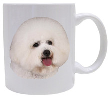 I Love My Bichon Coffee Mug