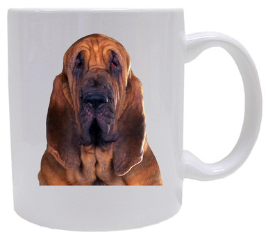 I Love My Bloodhound Coffee Mug