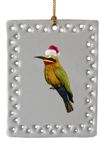 Bee Eater  Christmas Ornament